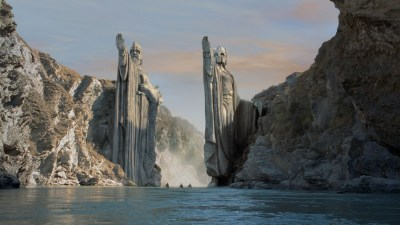 The Lord Of The Rings, Argonath, The Lord Of The Rings: The Fellowship Of The Ring Wallpapers HD ...