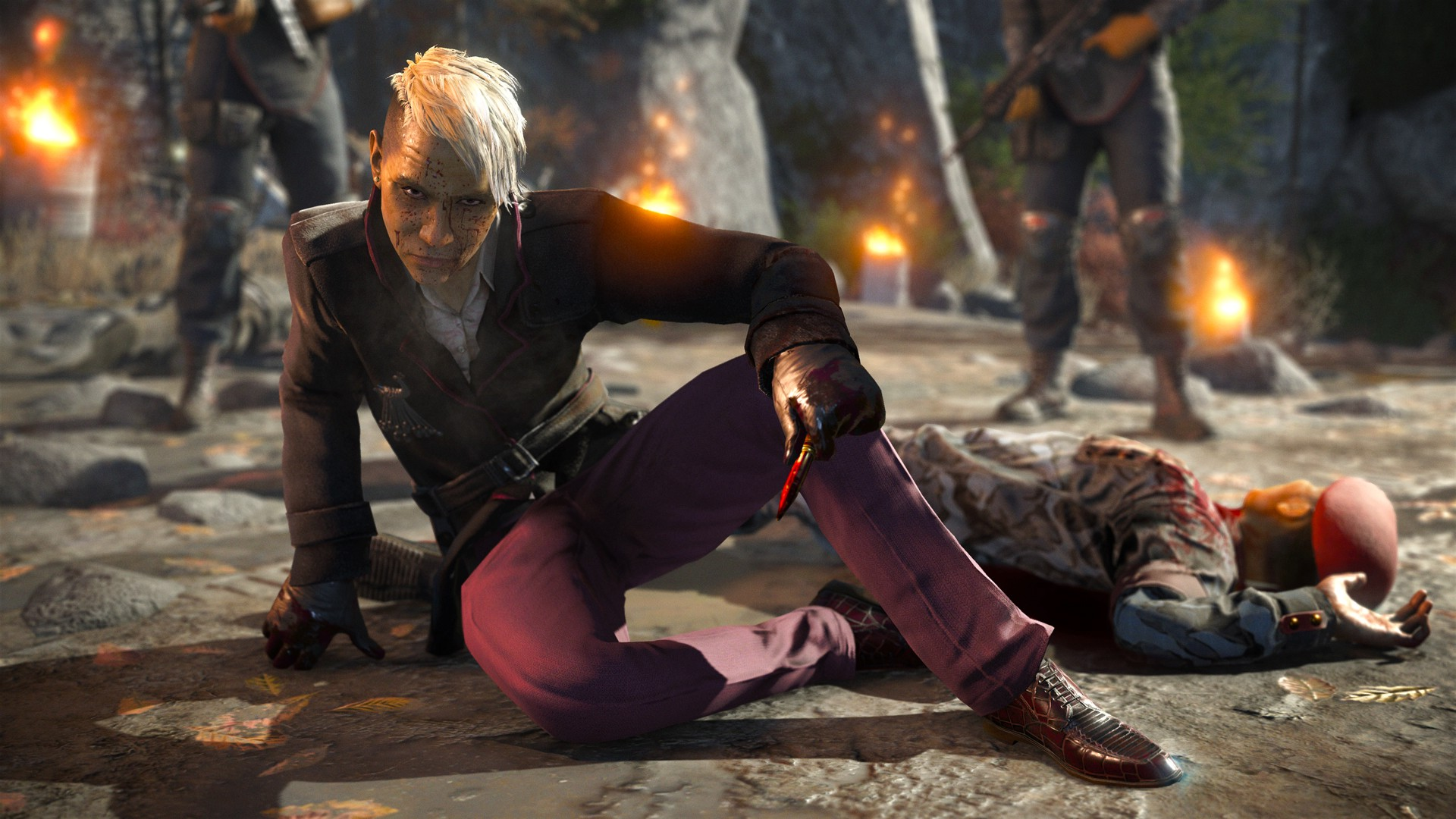 Animated Fall Wallpaper Pagan Min Far Cry Far Cry 4 Video Games Wallpapers Hd
