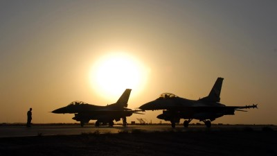 military Aircraft, Airplane, Jets, Silhouette, Sun, General Dynamics F 16 Fighting Falcon ...