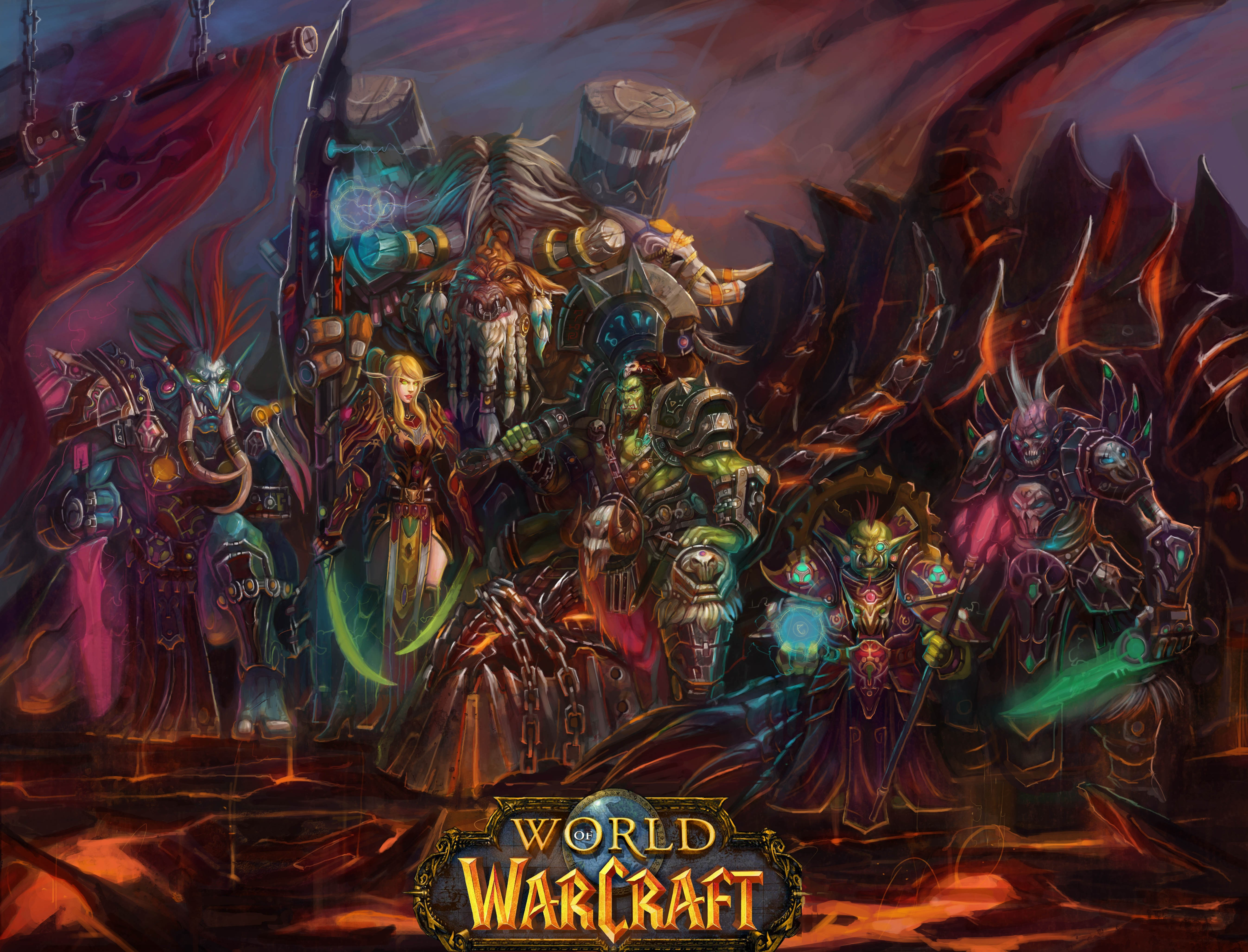New 3d Wallpaper 1920x1080 World Of Warcraft Wallpapers Hd Desktop And Mobile