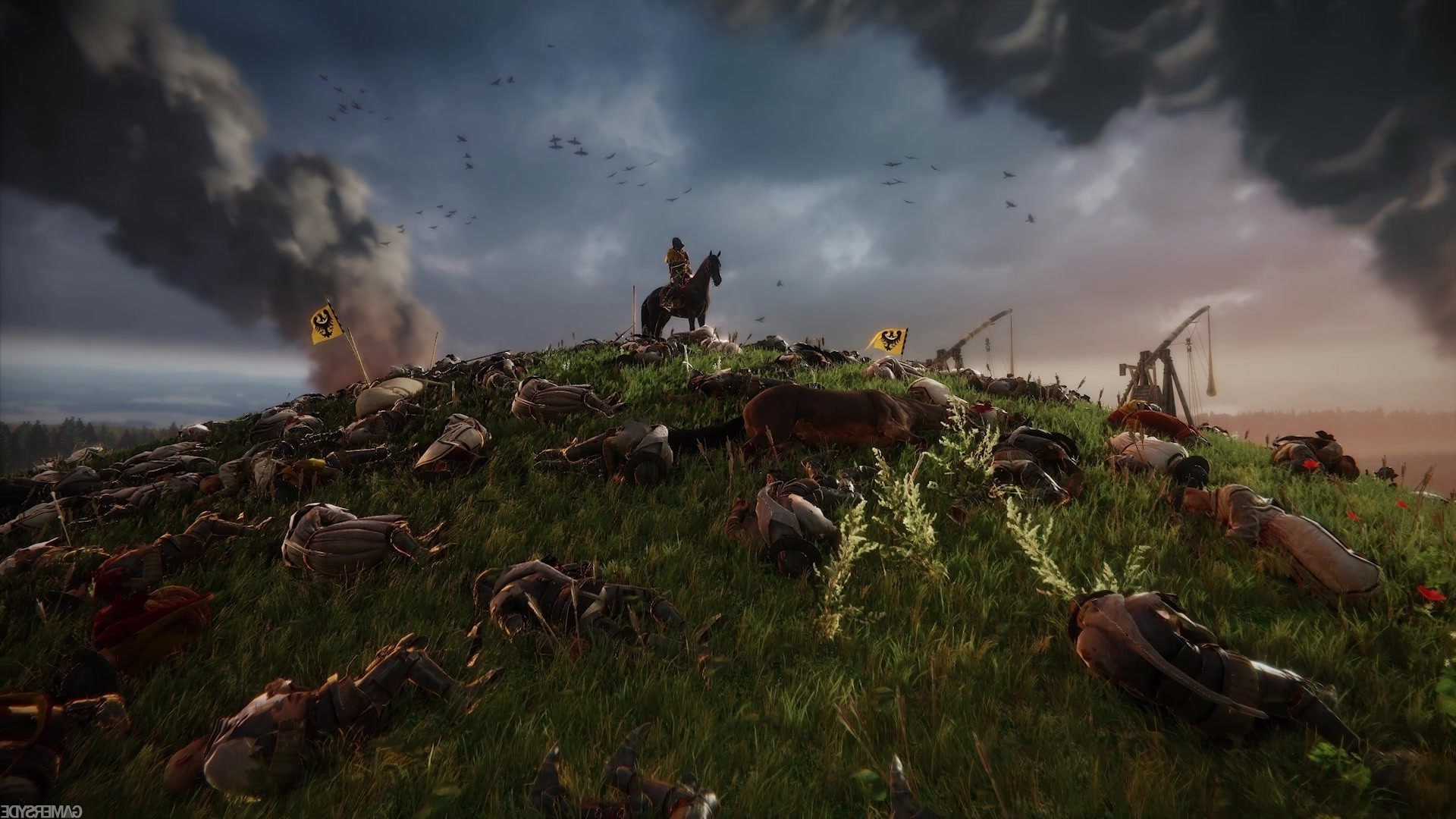 3d Game Wallpaper For Mobile Video Games Kingdom Come Deliverance Wallpapers Hd