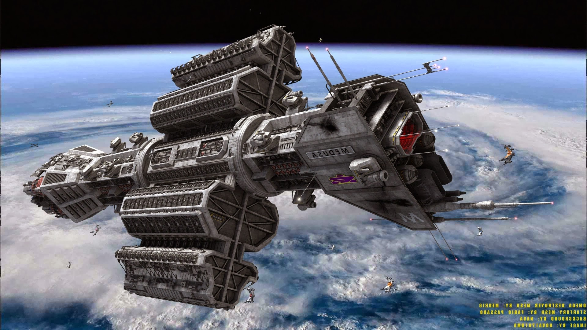 Cars Wallpaper With Names Spaceship Babylon 5 Wallpapers Hd Desktop And Mobile