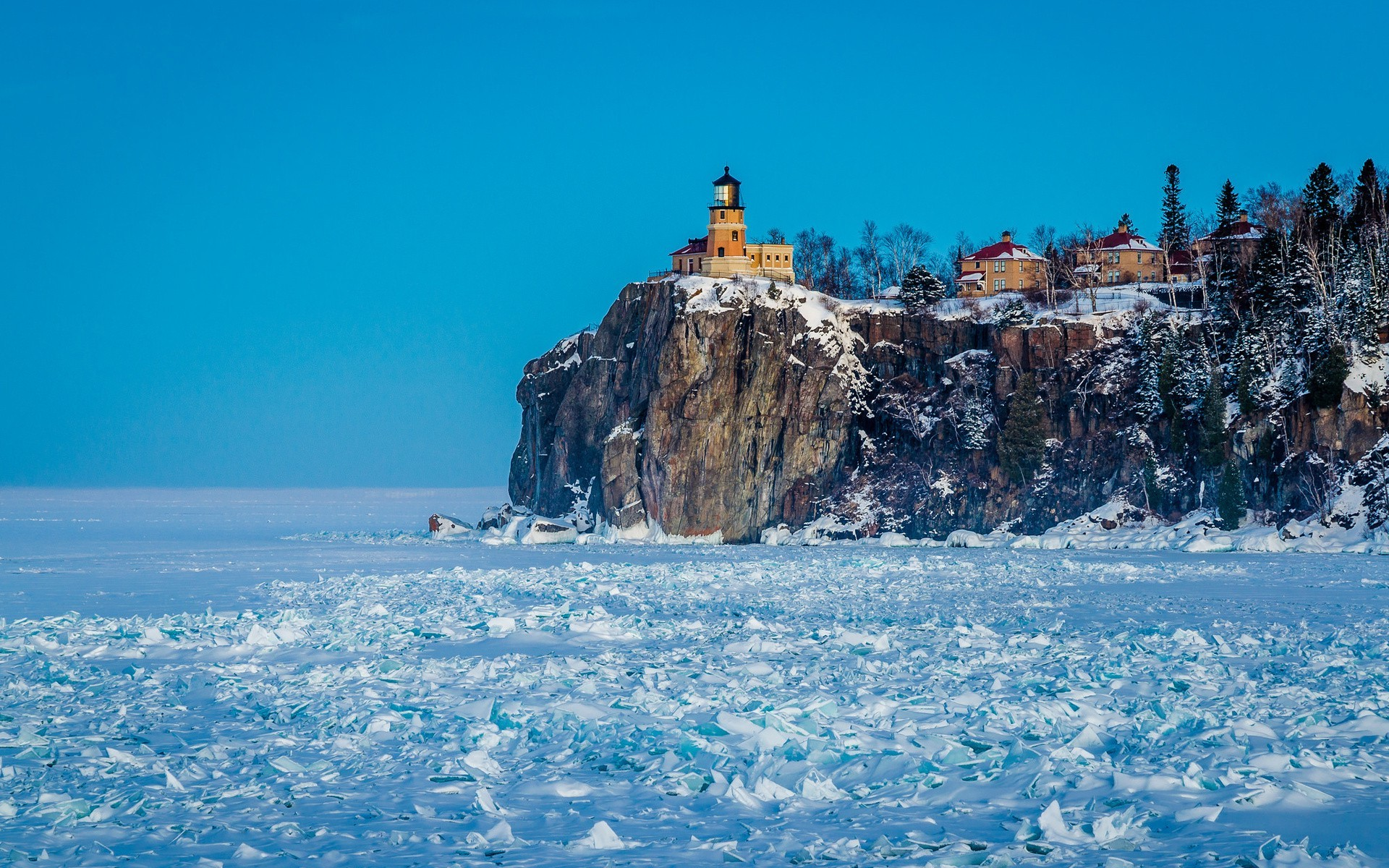 New 3d Wallpapers Free Download For Mobile Nature Photography Split Rock Lighthouse Lake Superior