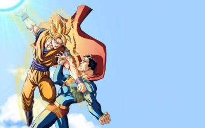Superman, Son Goku Wallpapers HD / Desktop and Mobile Backgrounds
