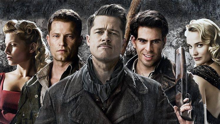 Inglourious Basterds Hd Wallpaper Inglourious Basterds Movies Wallpapers Hd Desktop And