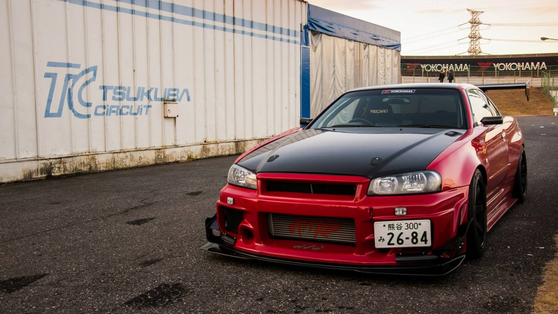 Hd Tune Up Cars Wallpaper Nissan Skyline Gt R R34 Nissan Skyline Nissan Jdm Car
