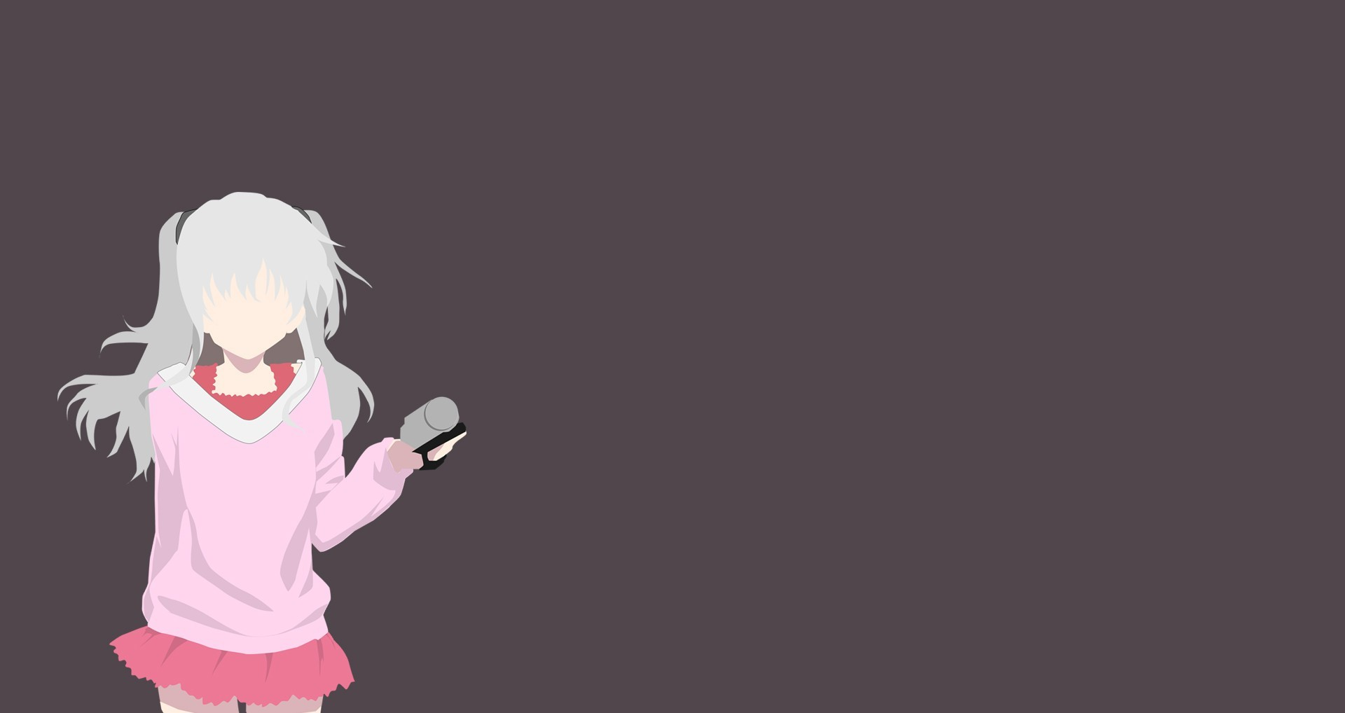 Chitoge Cute Wallpaper Tomori Nao Anime Vectors Charlotte Anime Wallpapers