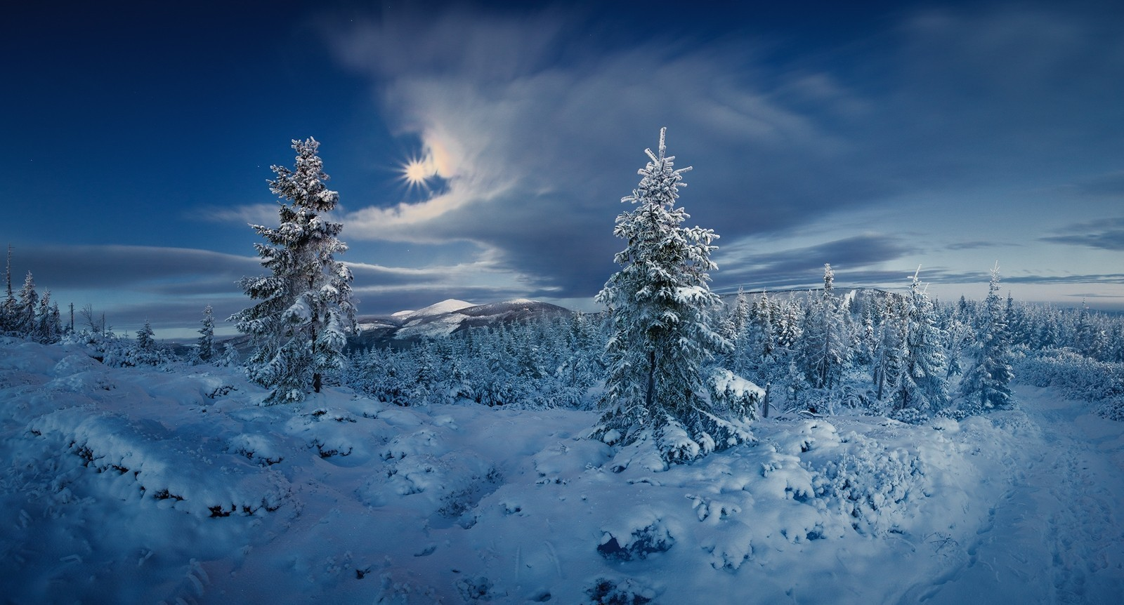3d Wallpapers For Home Screen Landscape Nature Forest Winter Snow Cold Sun Clouds