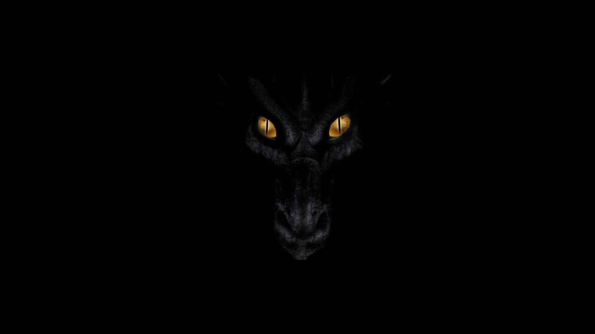 Powerful Quotes Phone Wallpaper Digital Art Fantasy Art Black Background Dark Dragon