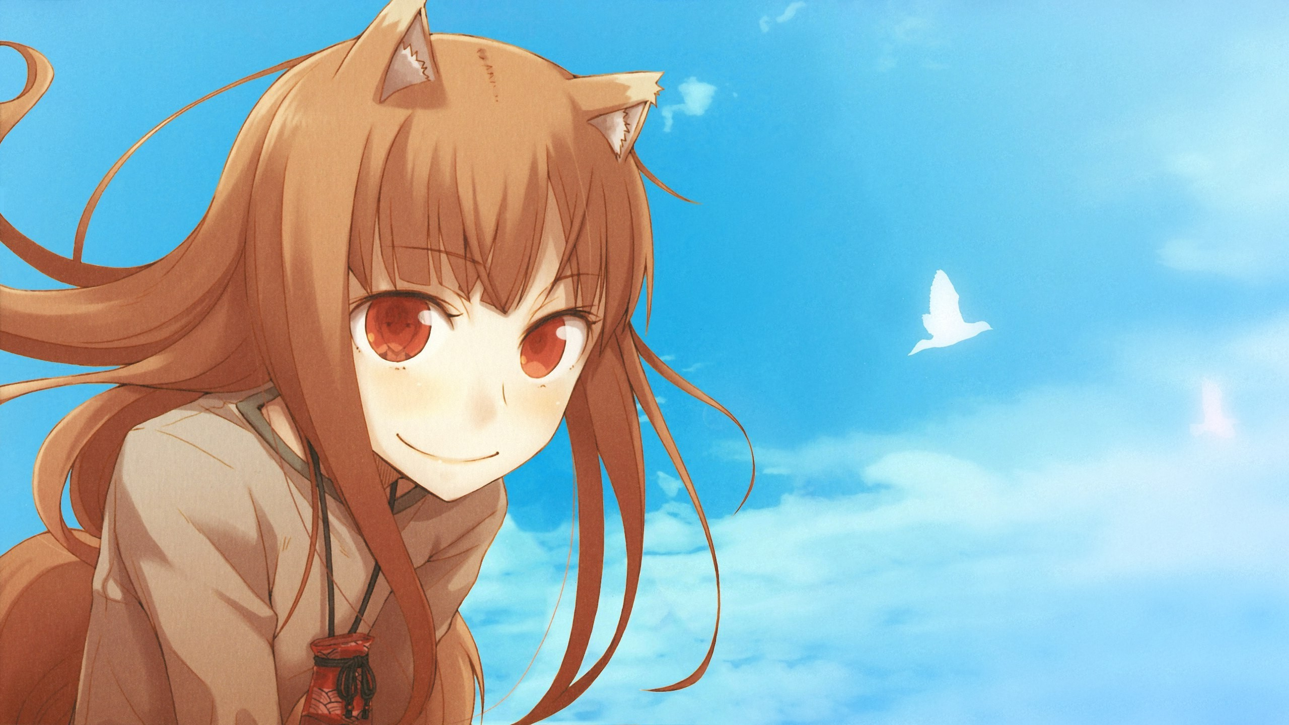 Boy Girl Love Wallpapers Mobile Spice And Wolf Holo Wallpapers Hd Desktop And Mobile
