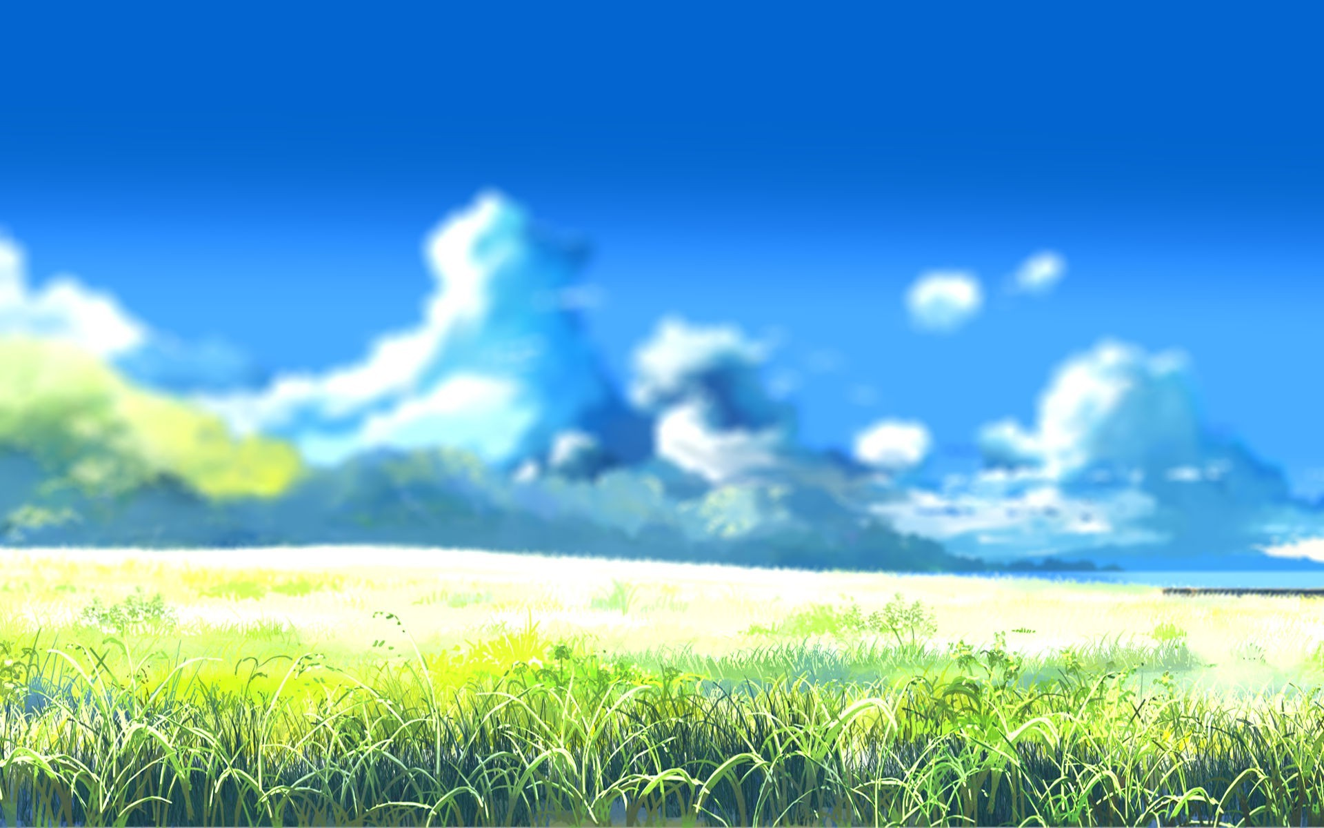 Inuyasha 3d Wallpapers Landscape Nature Drawing Blurred Wallpapers Hd