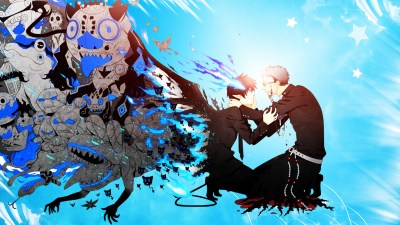 anime, Blue Exorcist, Demon, Okumura Rin Wallpapers HD / Desktop and Mobile Backgrounds