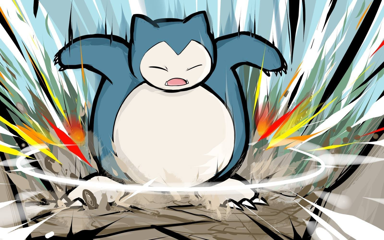Animal Wallpaper Full Hd Pok 233 Mon Snorlax Wallpapers Hd Desktop And Mobile