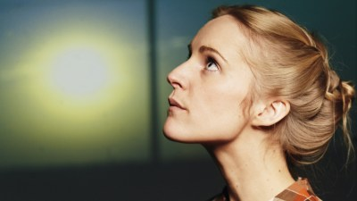 Agnes Obel, Musicians, Profile, Blonde, Braids, Looking Up Wallpapers HD / Desktop and Mobile ...