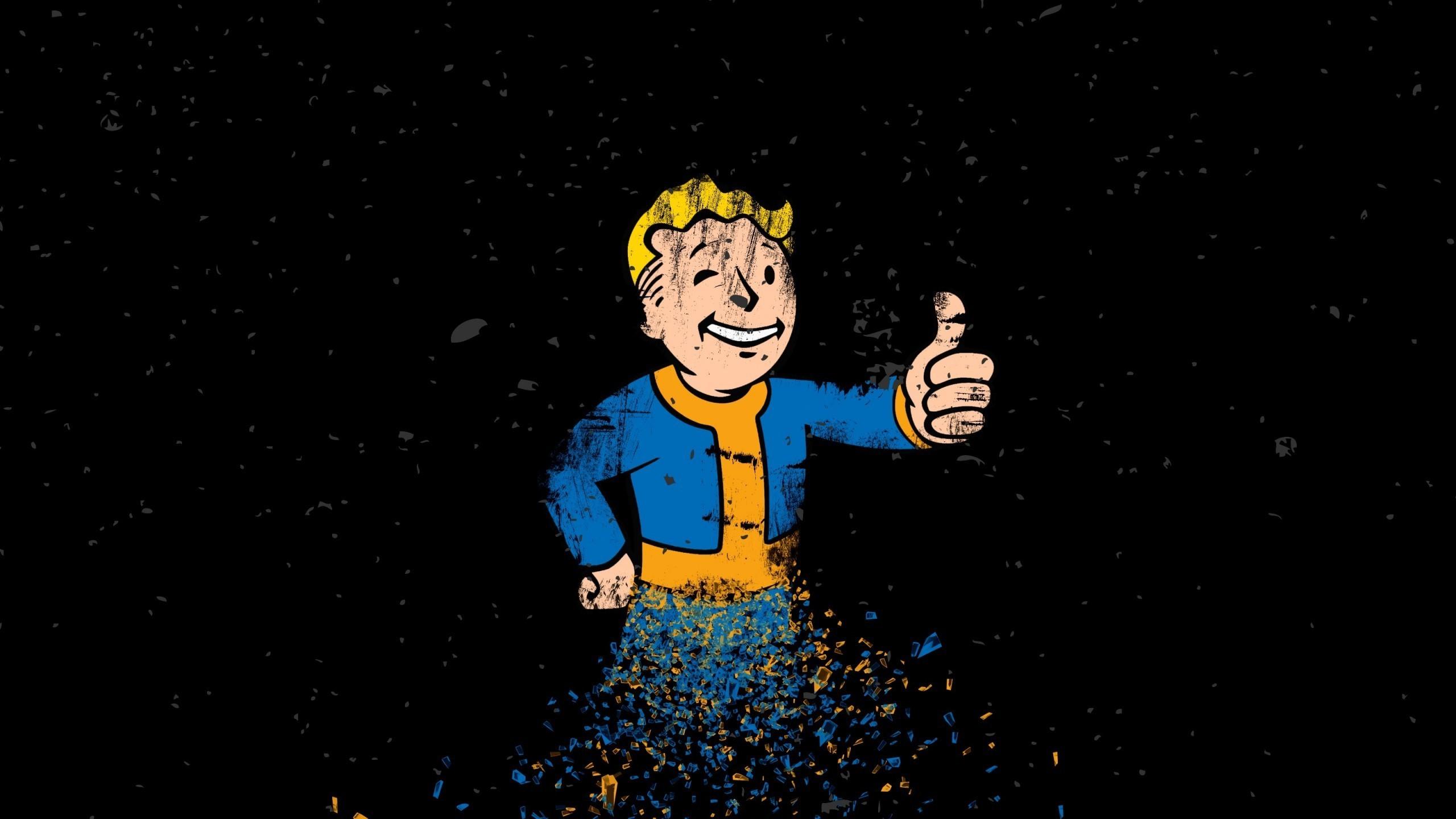 Fall Out Boy Wallpaper Iphone 5 Vault Boy Video Games Fallout 4 Wallpapers Hd Desktop