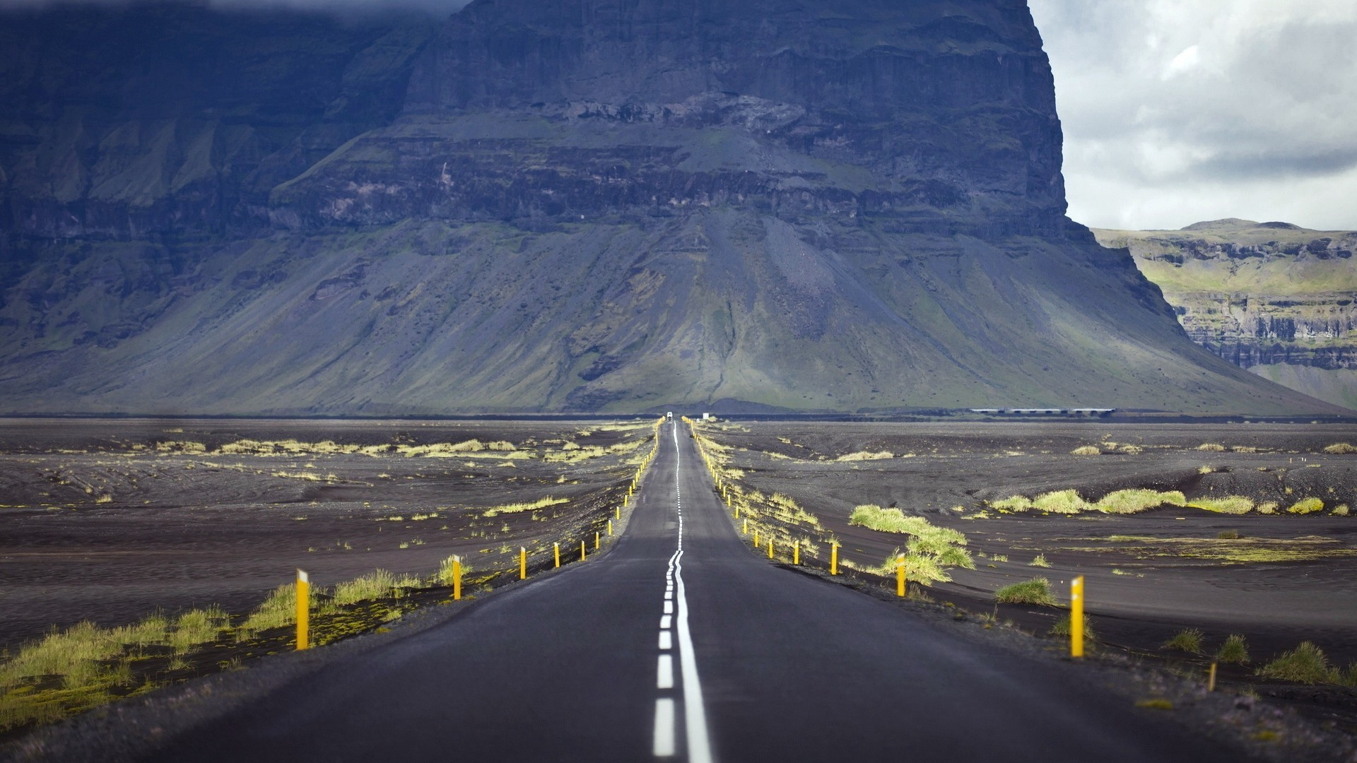 Vintage Map Iphone Wallpaper Road Alone Mountains Photography Landscape Yellow