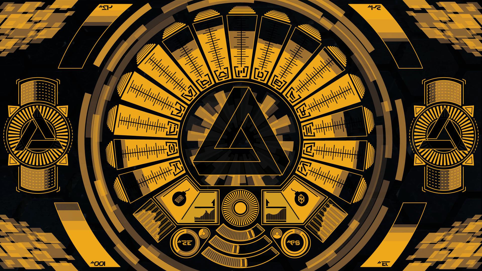 Geometry abstergo industries interfaces sound deus ex