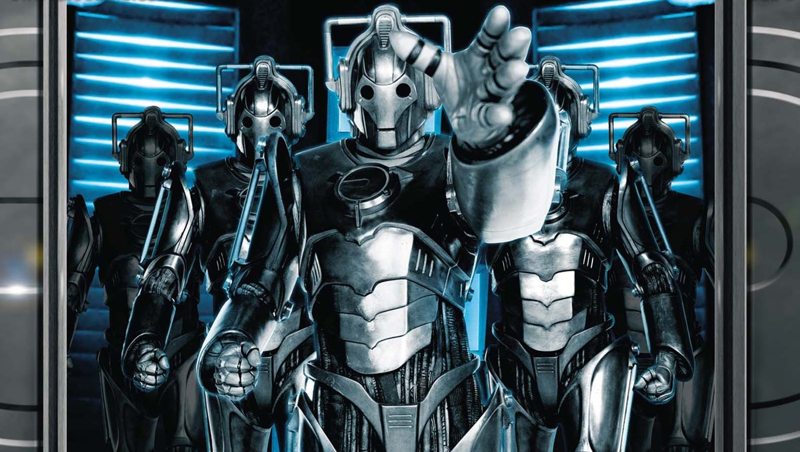 Doctor Who 3d Wallpaper Doctor Who Cyberman Wallpapers Hd Desktop And Mobile
