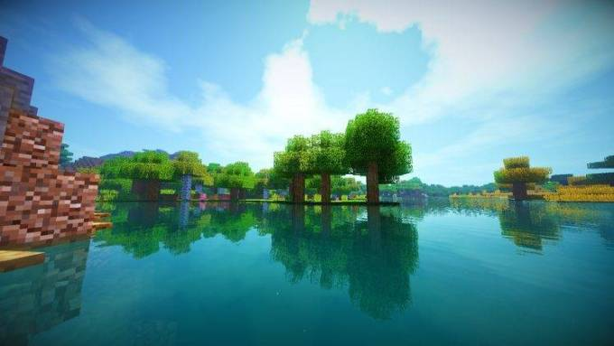 Minecraft Shaders Wallpapers Hd Desktop And Mobile Backgrounds