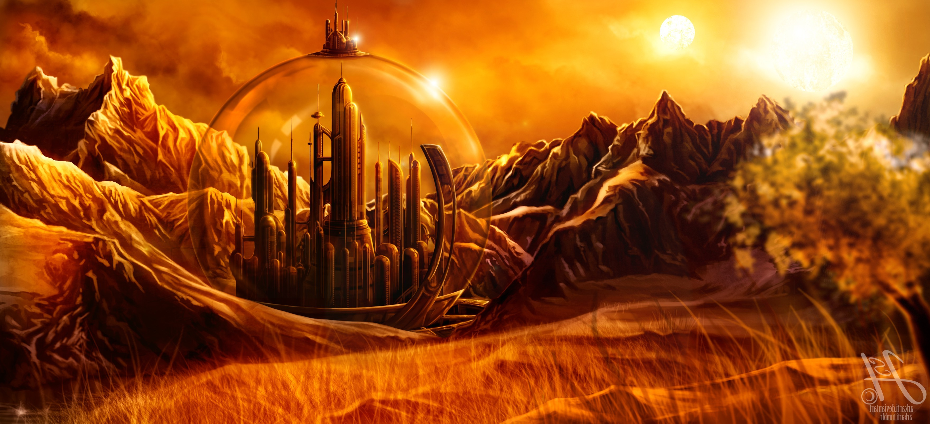 Hd Painting Wallpapers Download Doctor Who The Doctor Gallifrey Wallpapers Hd Desktop