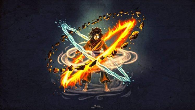 Avatar D Wallpaper Avatar Wan The Legend Of Korra Wallpapers Hd Desktop