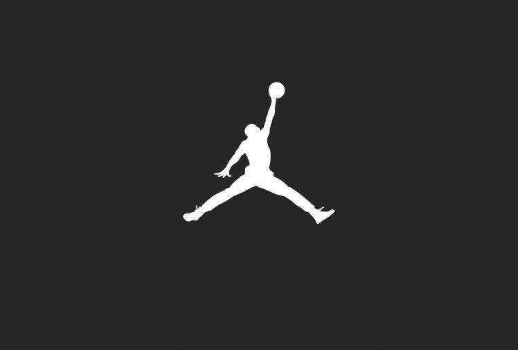 Hd Air Jordan Wallpaper Michael Jordan Simple Silhouette Air Jordan Wallpapers