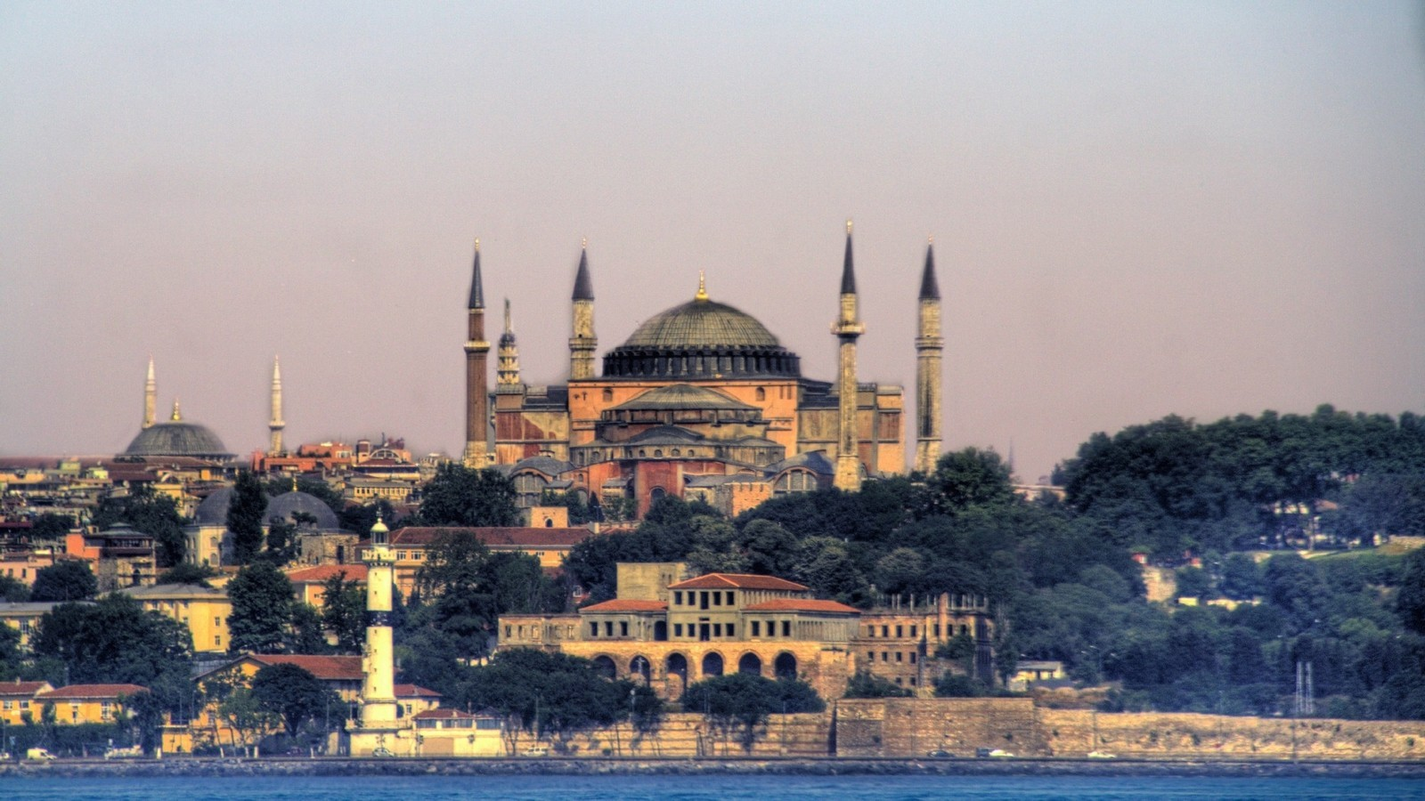 Islamic 3d Wallpapers Download Turkey Mosques Istanbul Hagia Sophia Wallpapers Hd