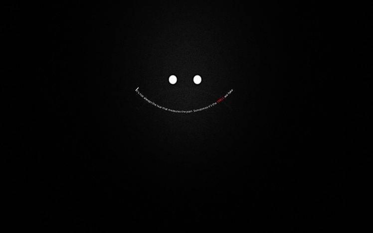 minimalism, Dark, Black Wallpapers HD / Desktop and Mobile Backgrounds