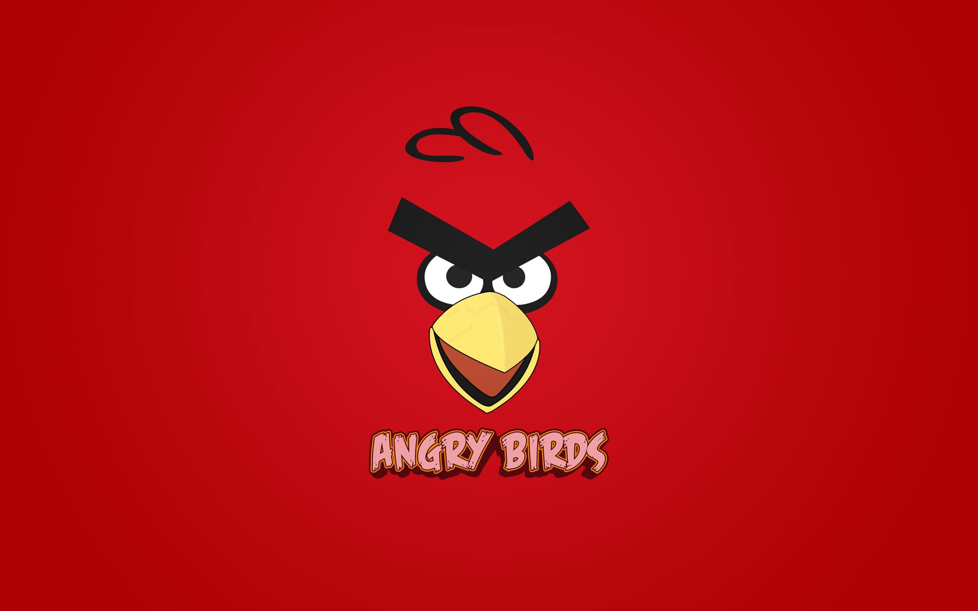 Angry Bird Space Wallpaper 3d Red Background Angry Birds Wallpapers Hd Desktop And