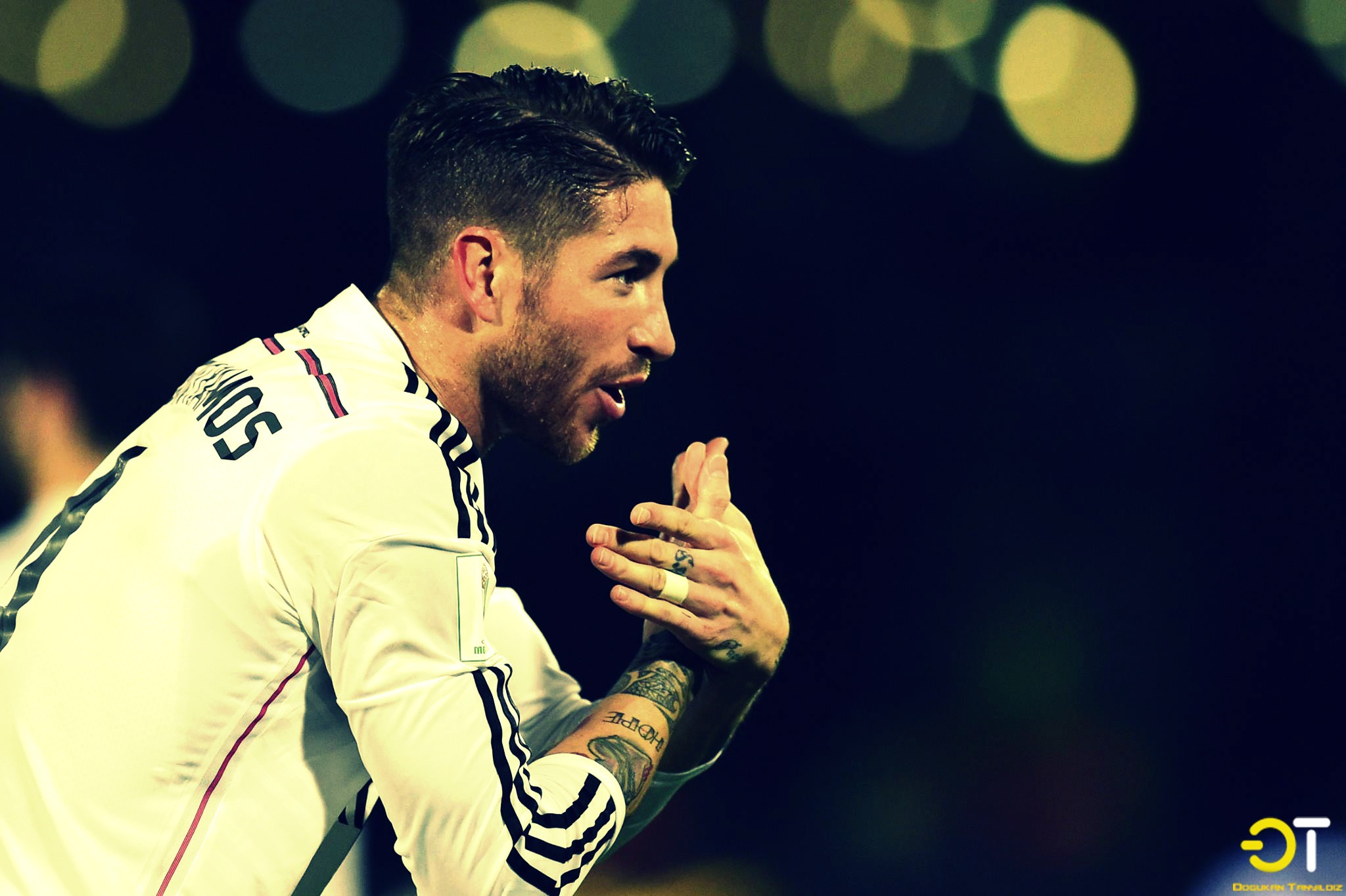 Real Madrid Hd Wallpapers 3d Sergio Ramos Real Madrid Wallpapers Hd Desktop And