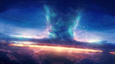 tornado, Sky, Sunrise, DeviantArt Wallpapers HD / Desktop and Mobile Backgrounds