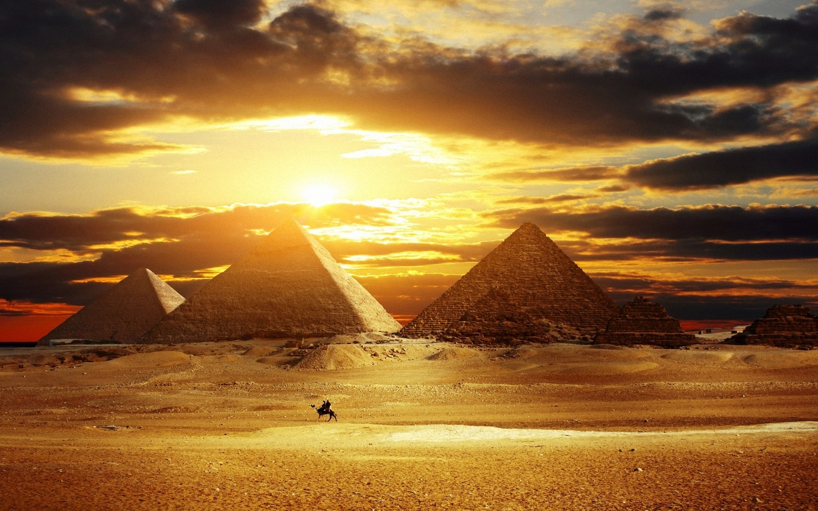 Egypt Pyramids Hd Wallpapers Pyramid Sunset Wallpapers Hd Desktop And Mobile Backgrounds