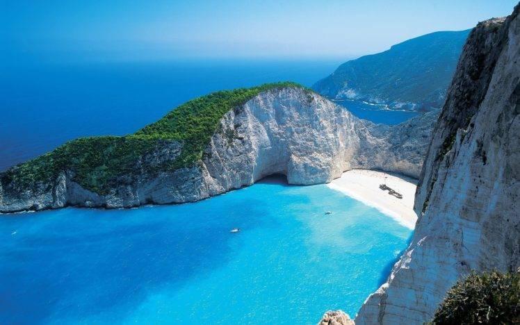 Uhd 3d Wallpaper Download Beach Greece Wallpapers Hd Desktop And Mobile Backgrounds