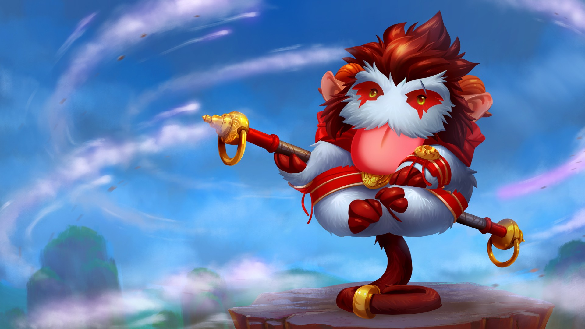 Lol Wallpapers Hd 1980x1080 League Of Legends Poro Wallpapers Hd Desktop And Mobile