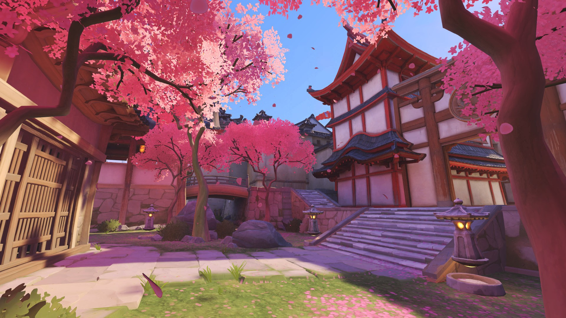 3d Phone Wallpaper Hd Hanamura Overwatch Overwatch Wallpapers Hd Desktop