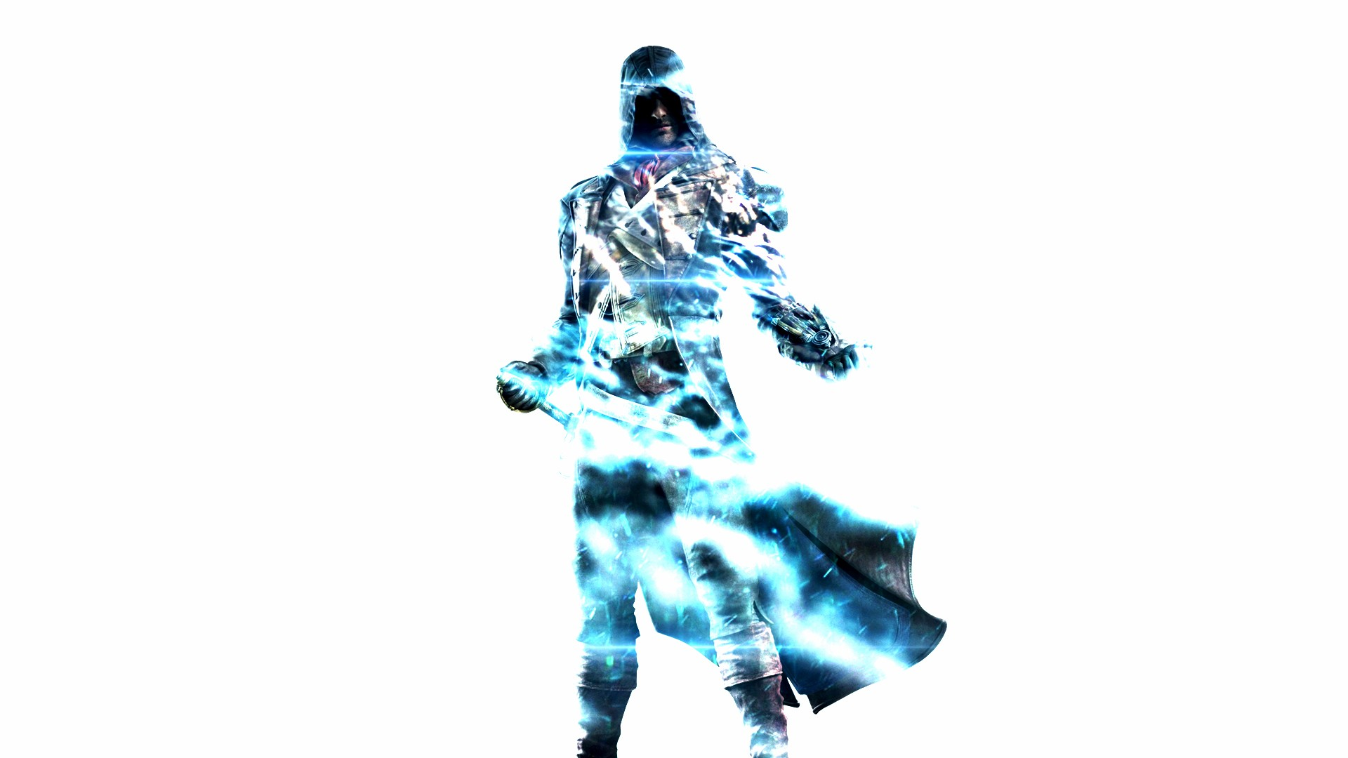 Assassins Creed 3d Wallpaper Unity Assassins Creed Double Exposure Water Flares