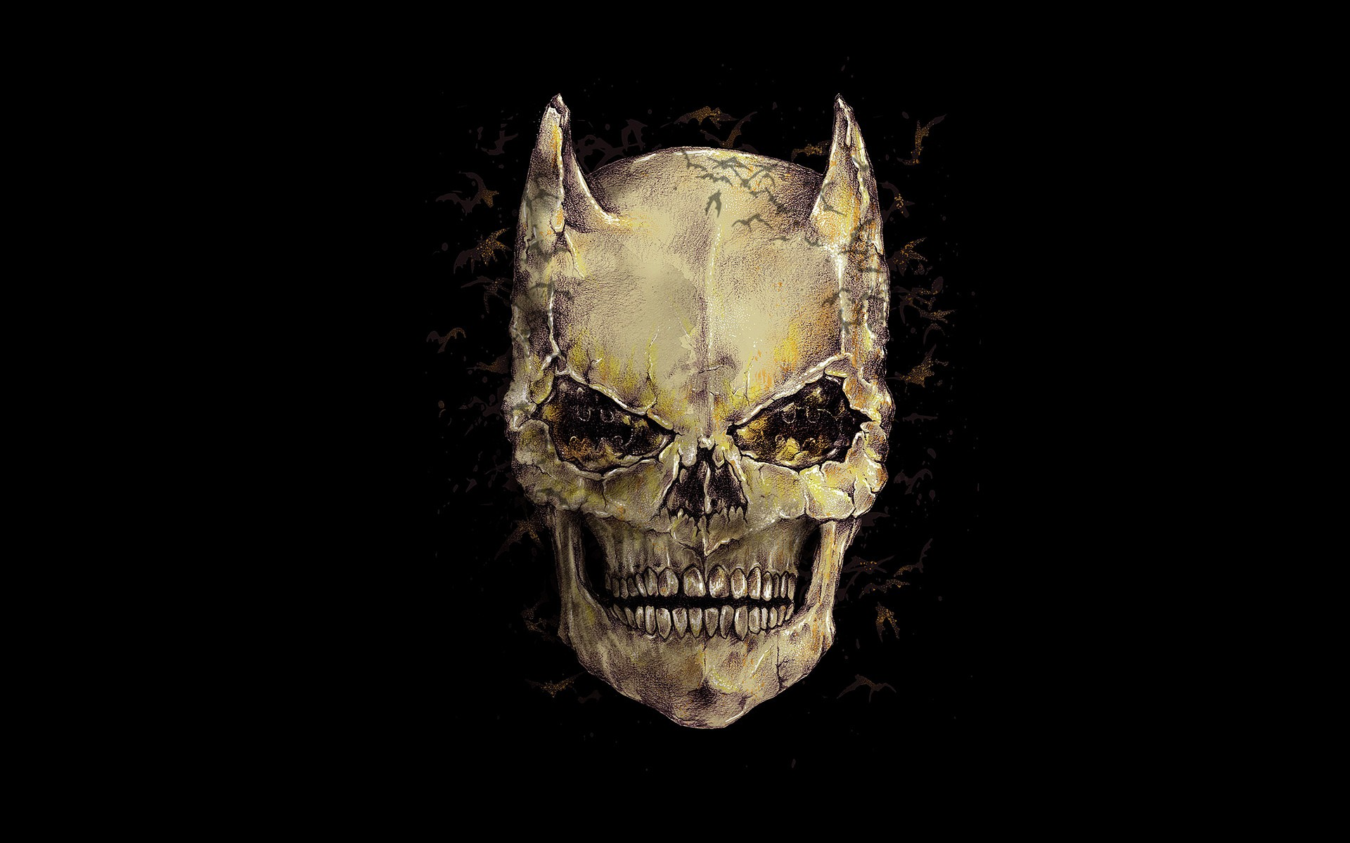 1920x1080 Girls And Guuns Wallpapers Skull Batman Artwork Wallpapers Hd Desktop And Mobile