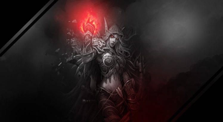 Dk Wallpaper Hd Sylvanas Windrunner World Of Warcraft Wallpapers Hd
