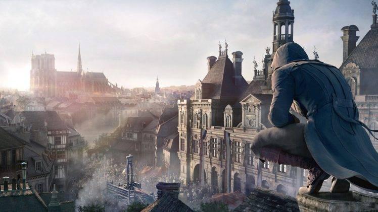 Assassins Creed 3d Wallpaper Assassins Creed Unity Wallpapers Hd Desktop And Mobile