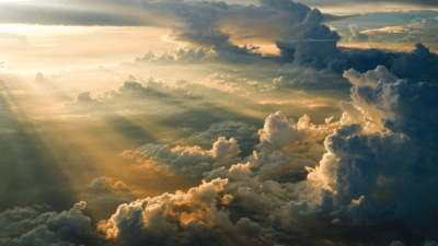 sun rays, Clouds Wallpapers HD / Desktop and Mobile Backgrounds