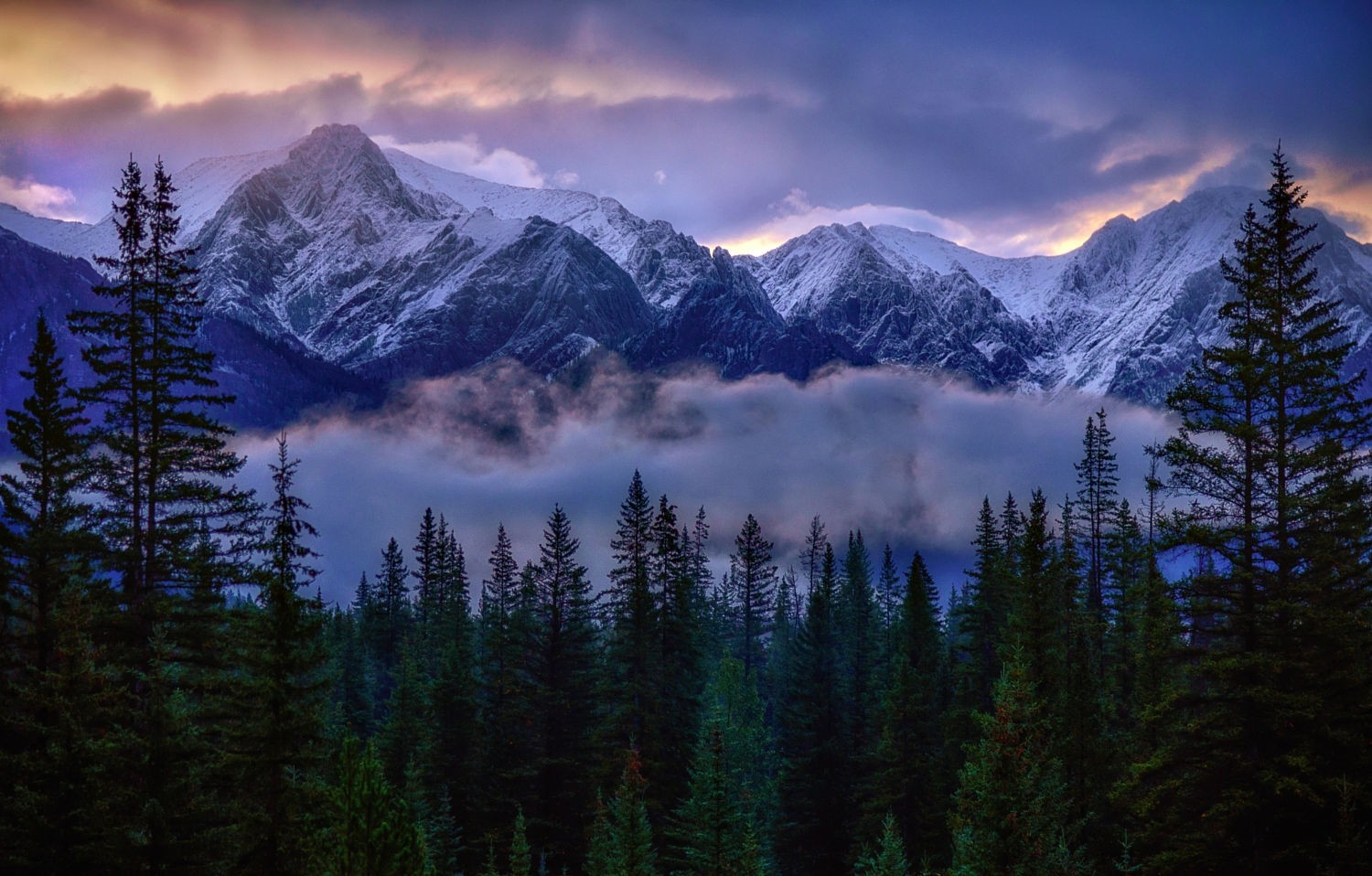 New 3d Abstract Wallpapers Photography Nature Landscape Snowy Peak Mountains