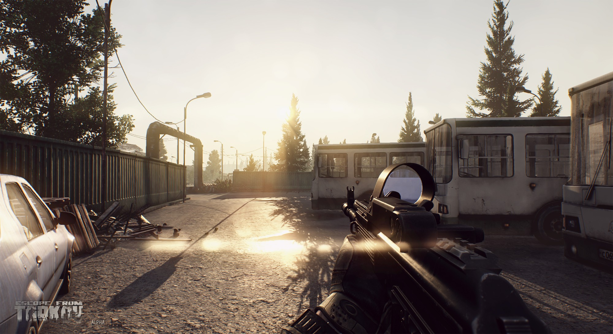 3d Wallpapers For Home Screen Escape From Tarkov War Game First Person Shooter
