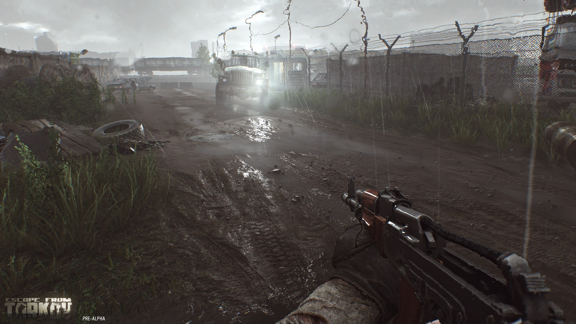 3d Action Wallpaper Hd War Game Escape From Tarkov First Person Shooter