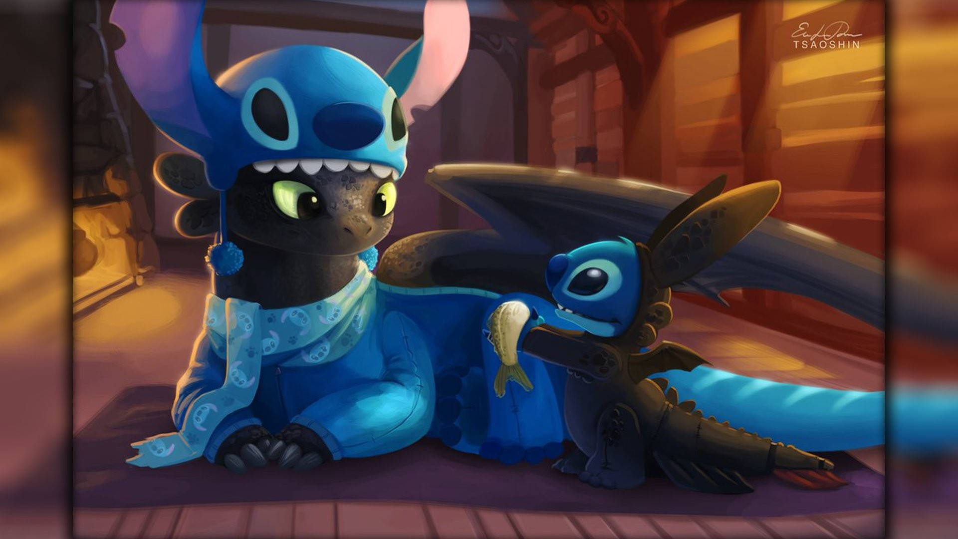 Cute Anime Characters Wallpapers Stitch Hd Wallpaper Impremedia Net
