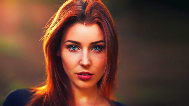 Girl Face Wallpaper 5k Model Women Face People Photoshop Wallpapers Hd