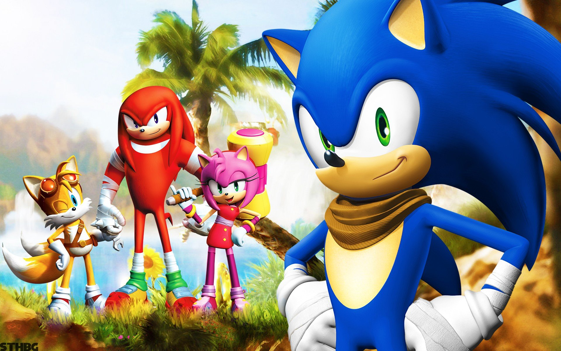 Sega Games Hedgehog Tails (character), Sonic, Sonic The Hedgehog, Sonic Boom