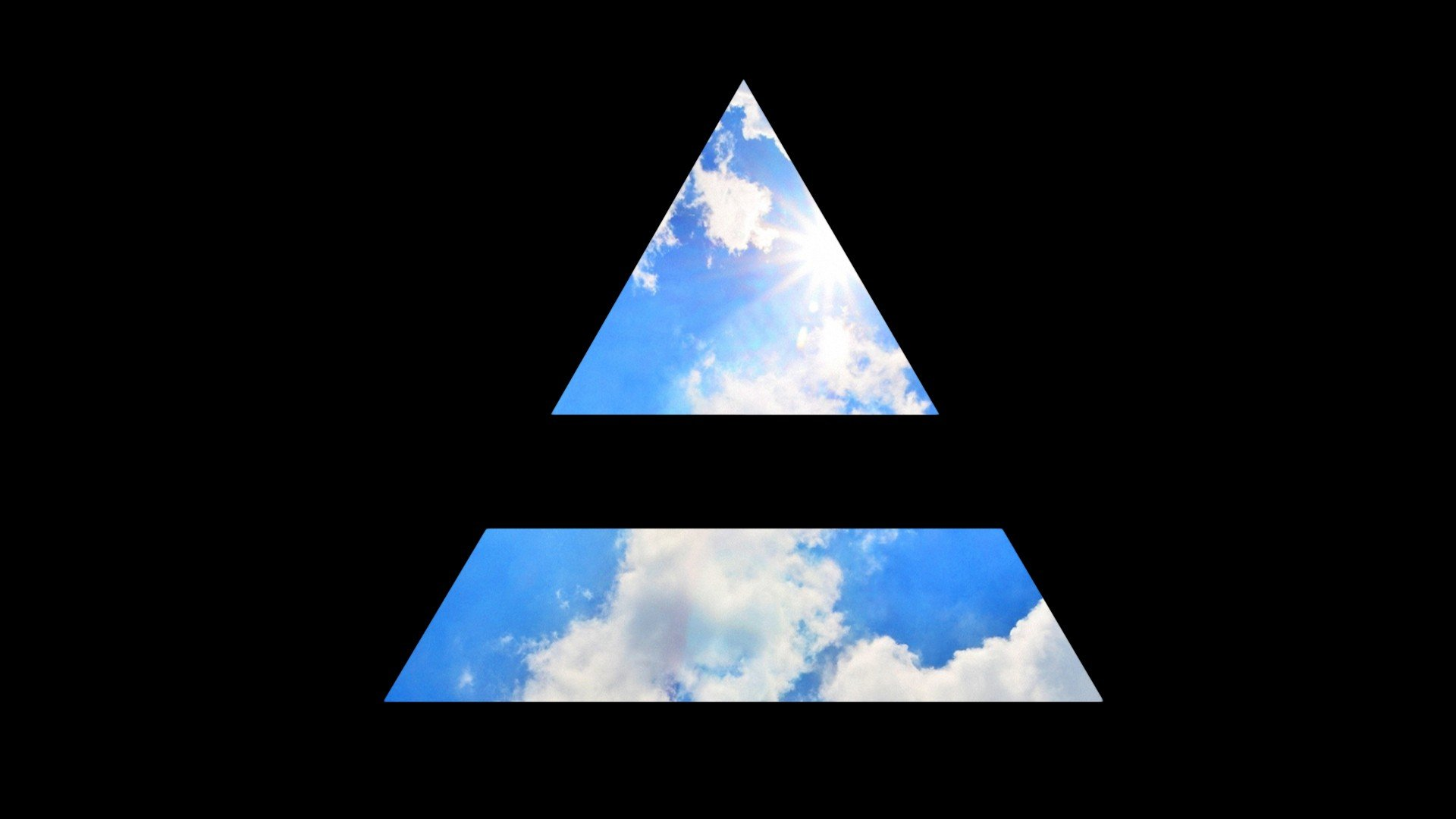 3d Pyramid Wallpaper Thirty Seconds To Mars 30 Seconds To Mars Jared Leto