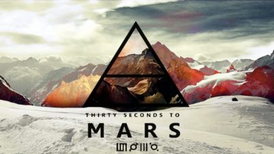 Thirty Seconds To Mars, 30 seconds to mars, Jared Leto, Mars, Triangle Wallpapers HD / Desktop ...