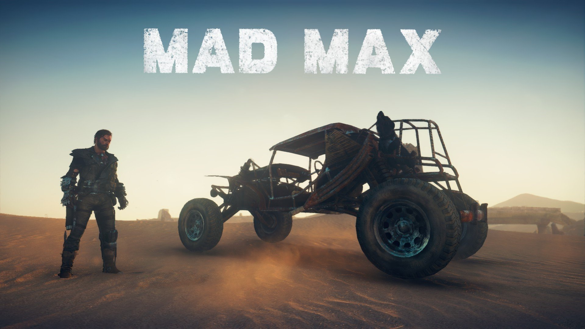 Full Hd Wallpapers 1080p Desktop Mad Max Mad Max Game Dinki Di Pc Gaming Buggy Sun