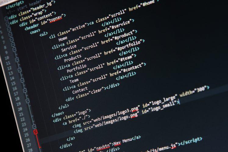 Web Developer Quote Wallpaper Programming Programming Language Syntax Highlighting